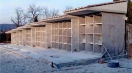 lavori cimiteriali, interventi edili, lavorazioni edili