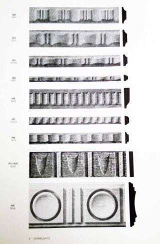 cornici decorative chinellato - catalogo