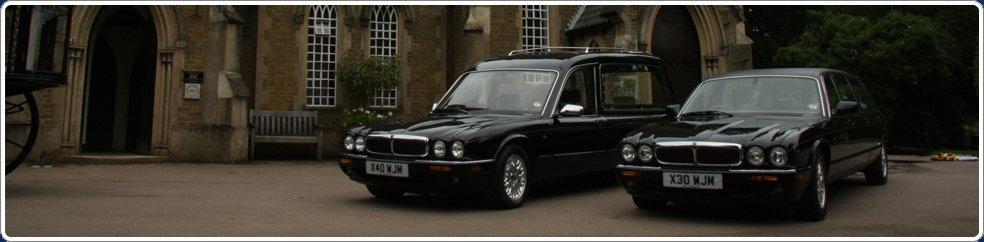Funeral Vehicles hero image