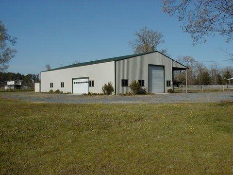 Metal Barns Metal Equipment Shops Benton Bryant Conway