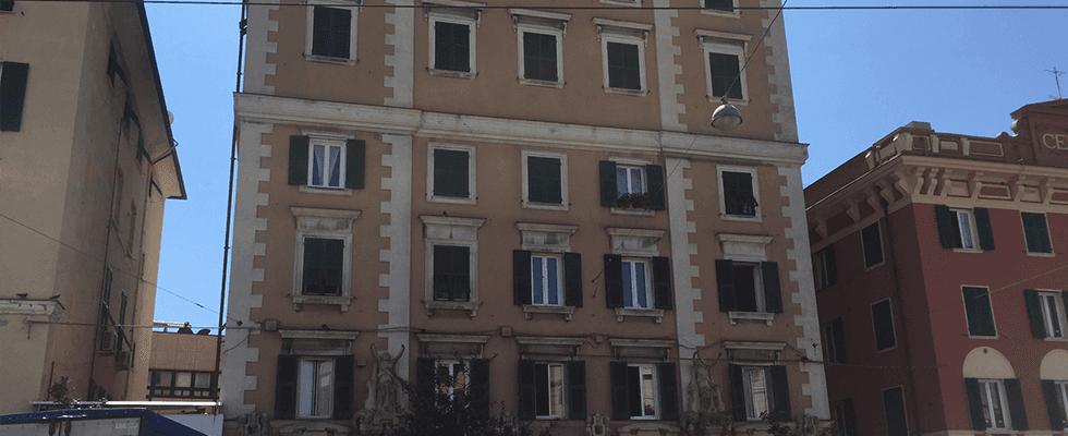 comunità alloggio Genova Sampierdarena