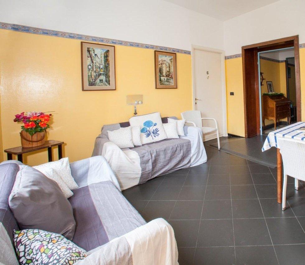 casa di riposo  Sampierdarena