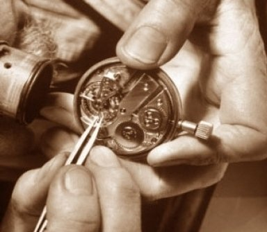 sostituzione ingranaggi orologi