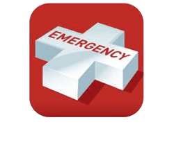 Emergency and smartphone app