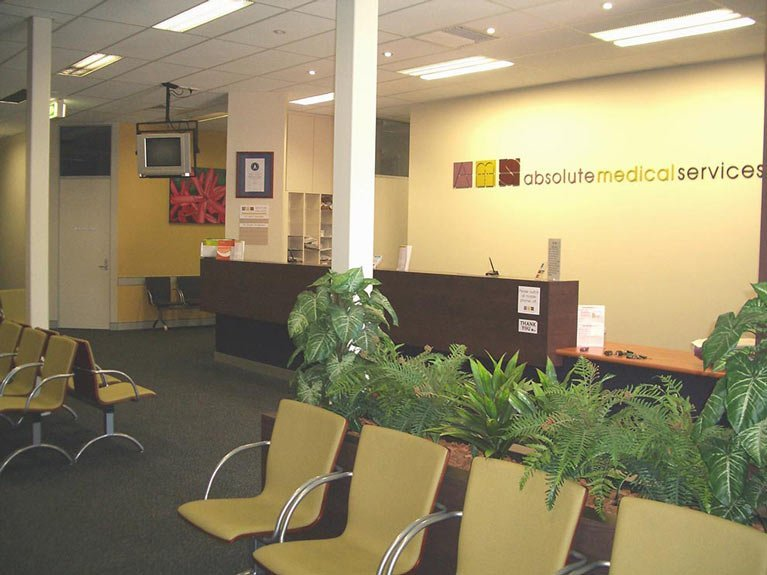 Absolute medical services clinic