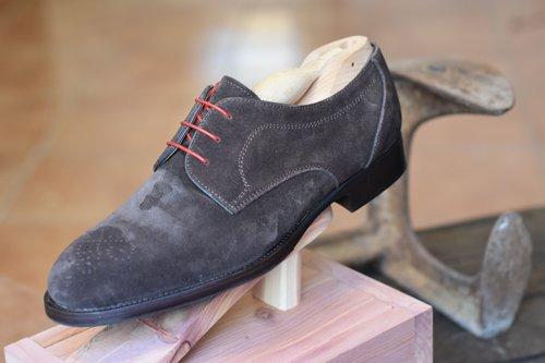 scarpa di velluto