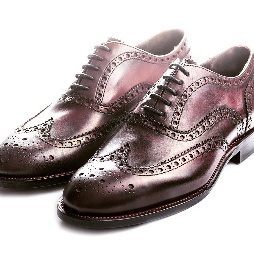 scarpe in vera pelle