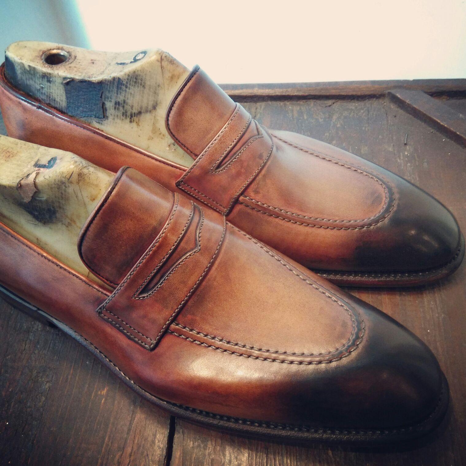 Scarpe artigianali Firenze