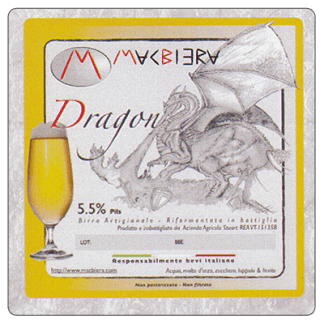 MacBiera - Dragon - Lager