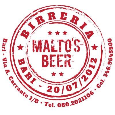 MALTO'S BEER-Logo