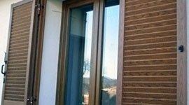 finestre e persiane in pvc
