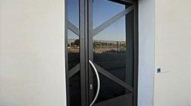 porte per esterni con vetri