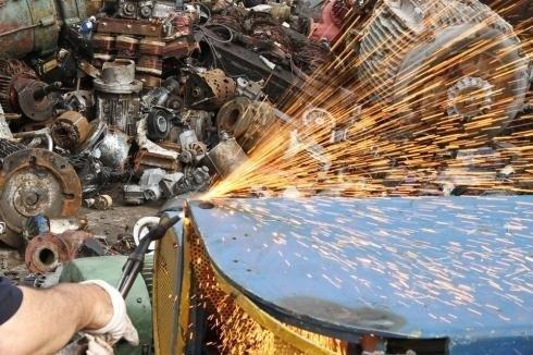 Rivalutazione rottami metallici