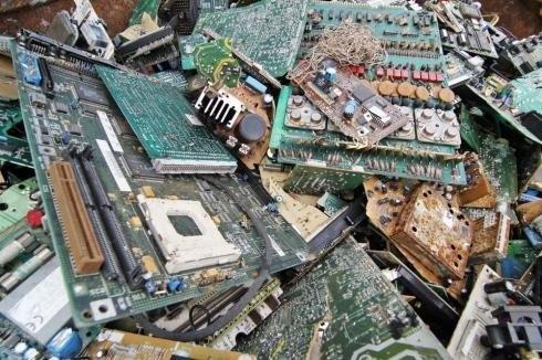 Recupero rottami e pezzi industriali