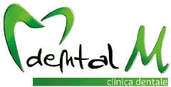 Dental M clinica dentale logo