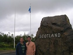 The Scottish Border