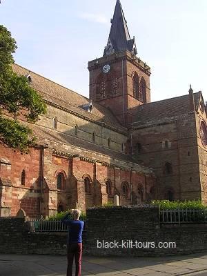 St Magnus Viking Cathedral
