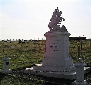 Italian chapel statue