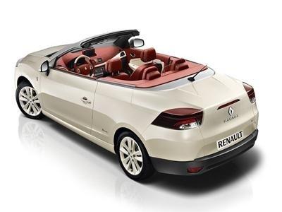 Noleggio Renault Megane Cabrio