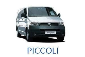 noleggio furgoni piccoli a Pescara e Montesilvano