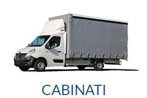 noleggio furgoni cabinati a Pescara e Montesilvano