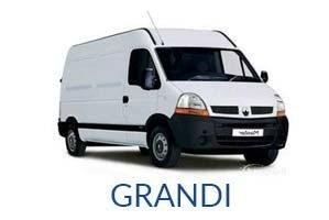 noleggio furgoni di grandi dimensioni a Pescara e Montesilvano