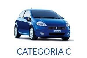 noleggio automobili categoria C