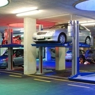 piattaforme parcheggio auto