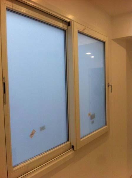 finestra ampia