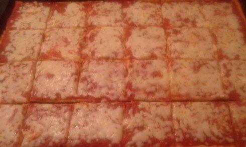 pizza margherita, Fiano Romano