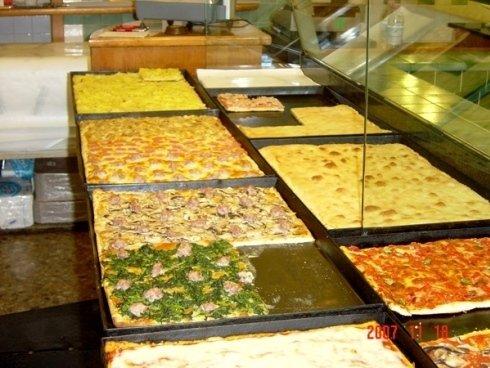 pizza al mattone