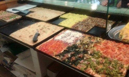Pizza al taglio, pizzeria al taglio, Fiano Romano, Roma