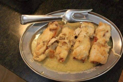 Involtini di carne, Secondi piatti pronti, Fiano Romano