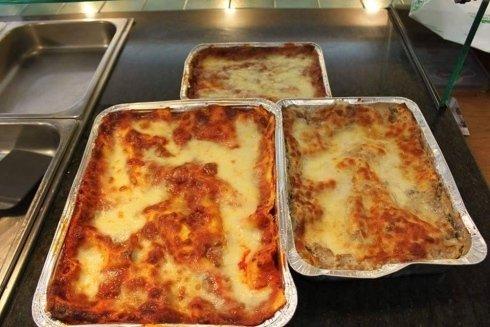 lasagne, Fiano Romano