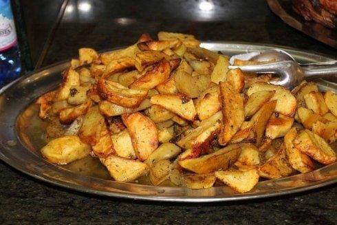 patate arrosto, Fiano ROmano