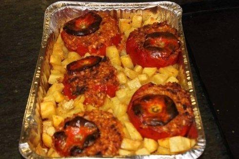 pomodori con il riso, Fiano Romano