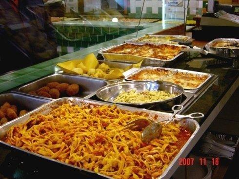 piatti catering