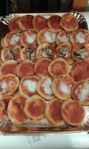 pizzette, Fiano Romano, Roma