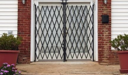 house door front All Security Screen Repairs & Maintenance