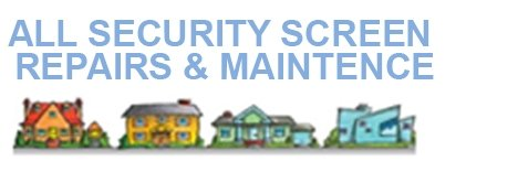 all-security-screen-repairs-&-maintenance-logo