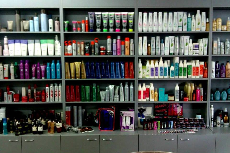 Hair products bliss hair design 98 spey st invercargill - Exclusive decoration of book shelf ...