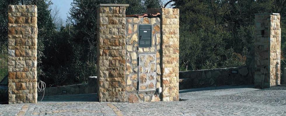 pavimentazioni e rivestimenti in pietra di Mistretta
