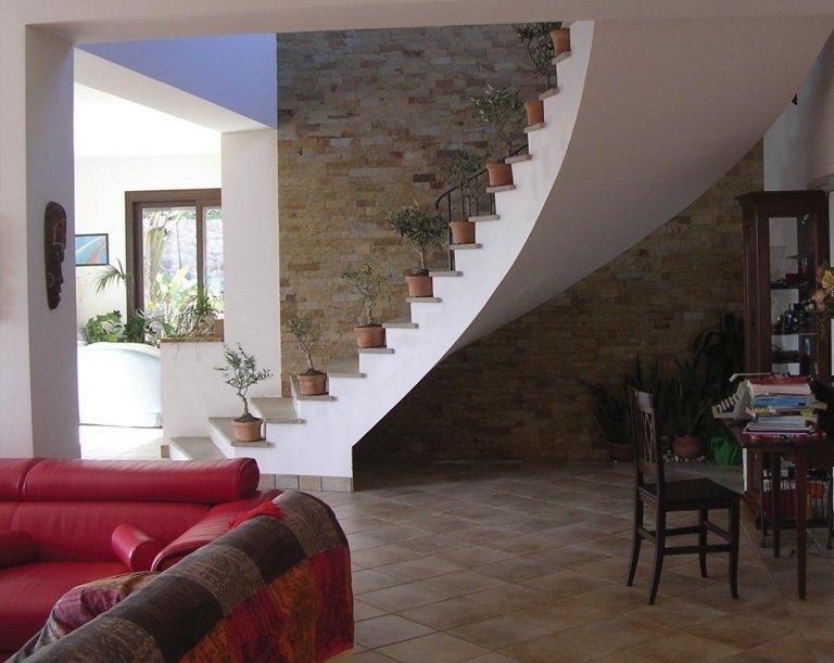 rivestimenti e decorazioni interne
