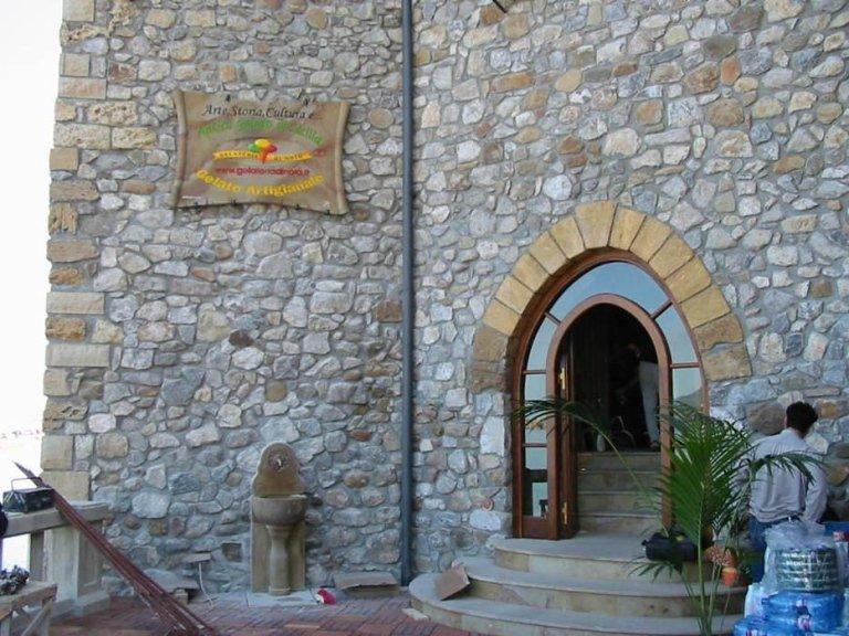 fontane in pietra di Mistretta