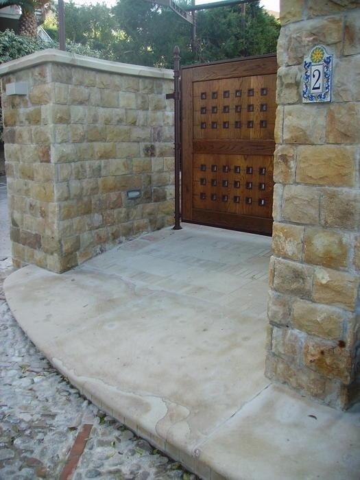 pavimentazioni esterne