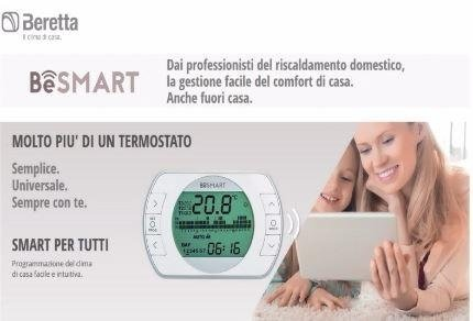 termostato wireless caldaia Lecco
