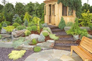 Garden Design Kendal fencing, turfing and patios - s & w rickerby landscapes