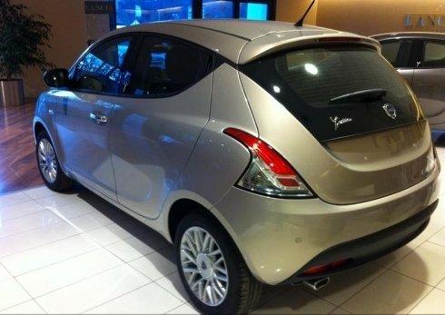 auto nuova Lancia Ypsilon