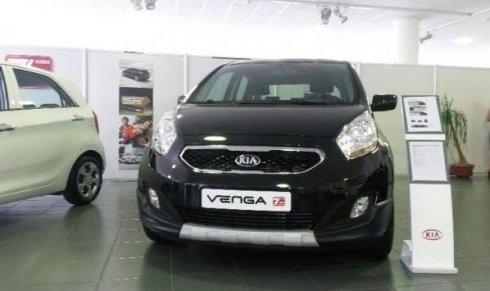 Kia Venga 1.4 Diesel full optional