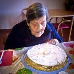 compleanno, anziani